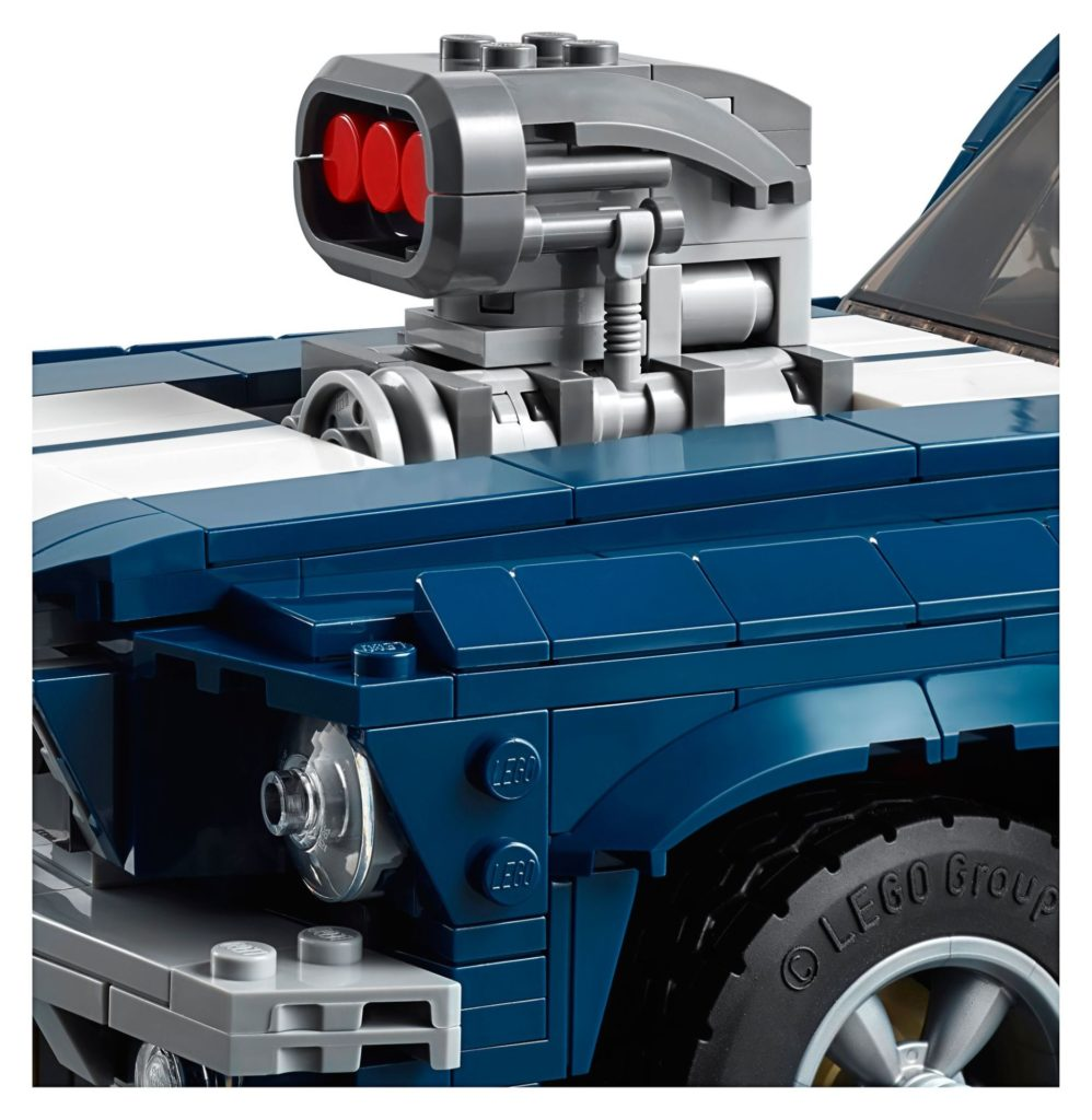 LEGO® Creator Exper 10265 Ford Mustang - Bild 09 | ©LEGO Gruppe