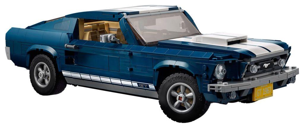 LEGO® Creator Exper 10265 Ford Mustang - Bild 21 | ©LEGO Gruppe
