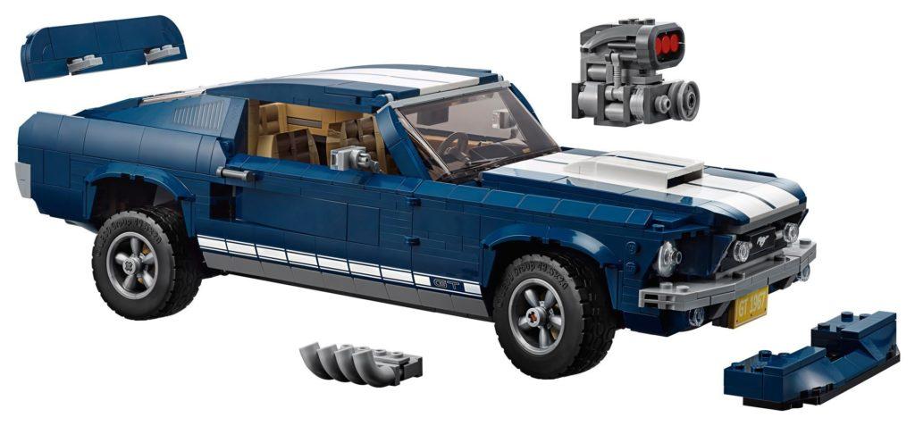 LEGO® Creator Exper 10265 Ford Mustang - Bild 20 | ©LEGO Gruppe