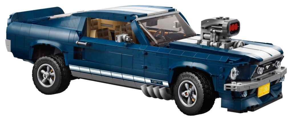 LEGO® Creator Exper 10265 Ford Mustang - Bild 19 | ©LEGO Gruppe
