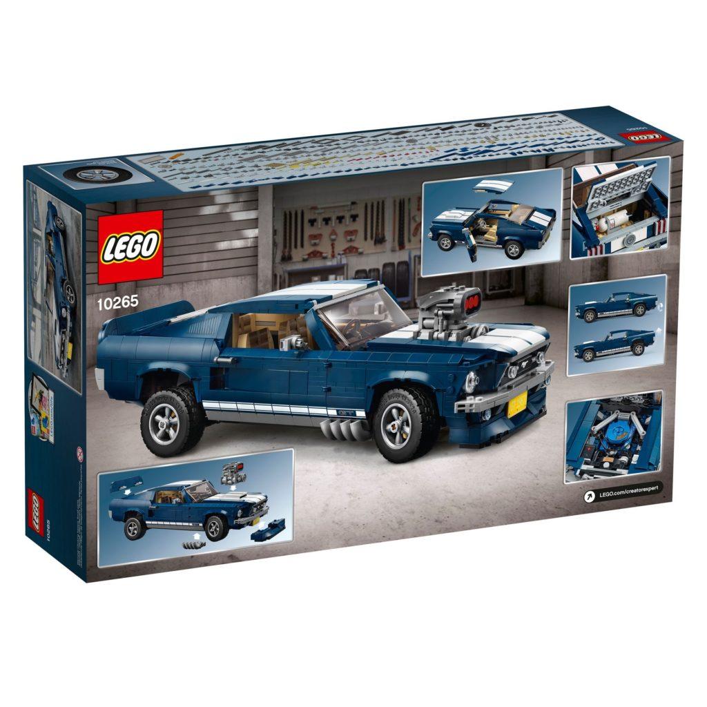 LEGO® Creator Exper 10265 Ford Mustang - Bild 18 | ©LEGO Gruppe