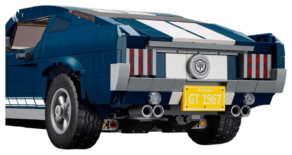 LEGO® Creator Exper 10265 Ford Mustang - Bild 15 | ©LEGO Gruppe