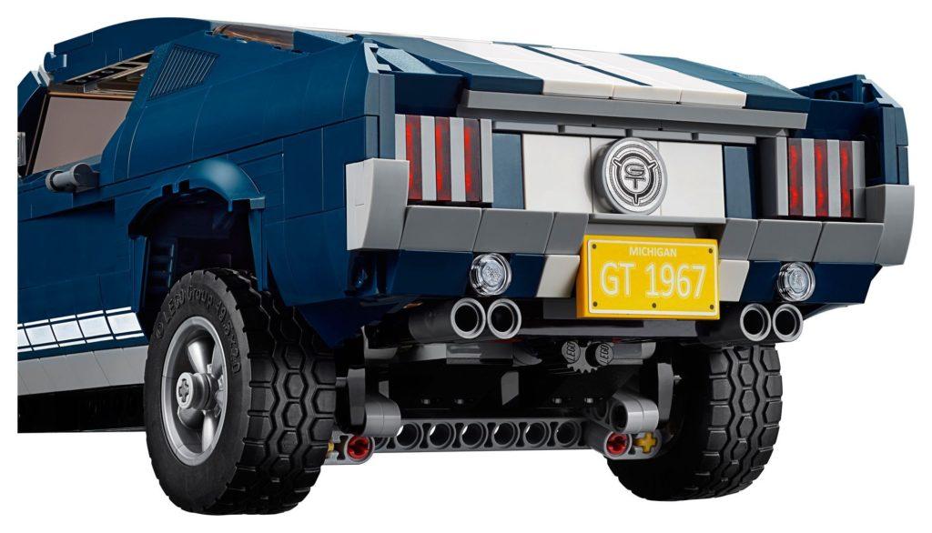 LEGO® Creator Exper 10265 Ford Mustang - Bild 14 | ©LEGO Gruppe