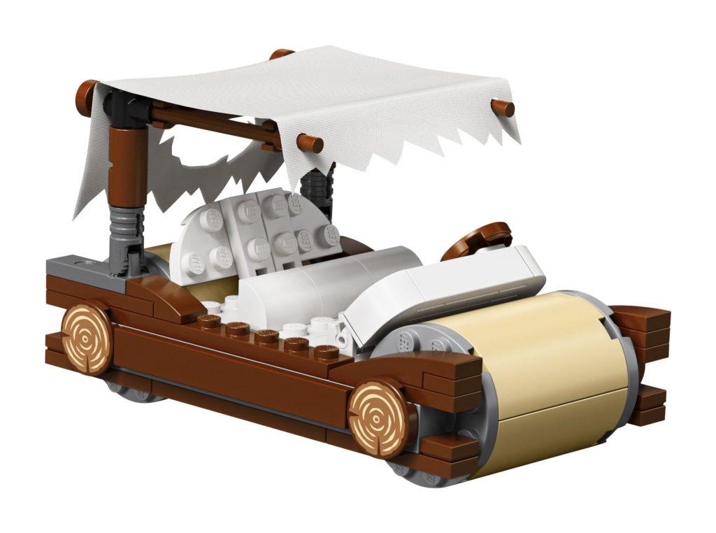 LEGO® Ideas 21316 - leeres Auto   ©LEGO Gruppe