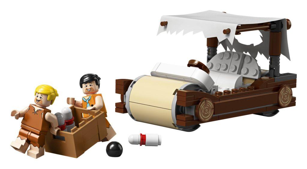 LEGO® Ideas 21316 - Auto und Bowlingkiste   ©LEGO Gruppe