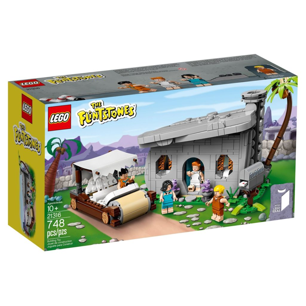 LEGO® Ideas 21316 - Packung Vorderseite   ©LEGO Gruppe