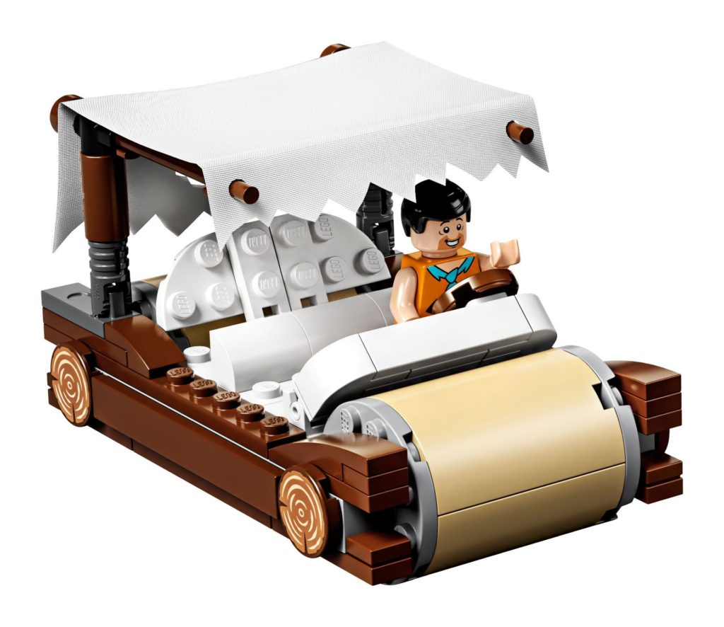 LEGO® Ideas 21316 - Freds Auto   ©LEGO Gruppe