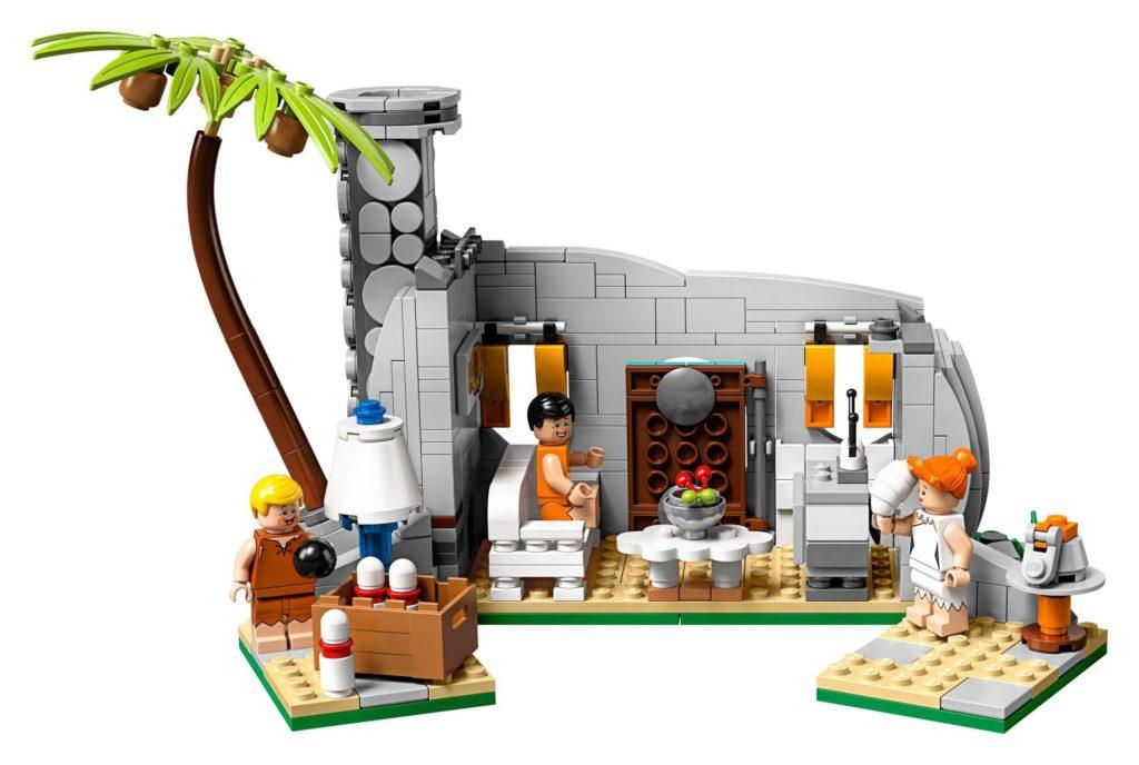 LEGO® Ideas 21316 - Blick ins Haus ohne Dach   ©LEGO Gruppe