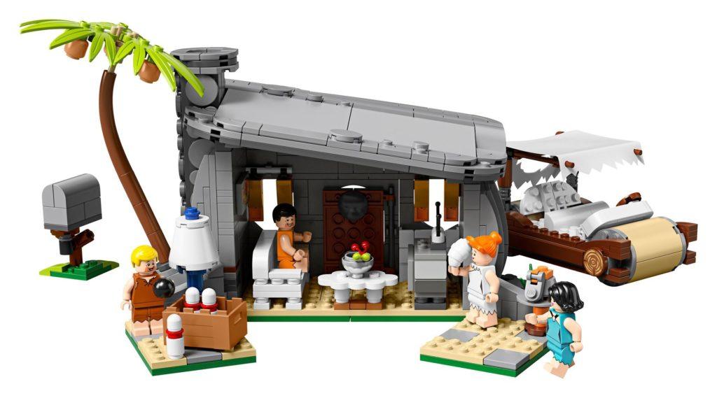 LEGO® Ideas 21316 - Blick ins Haus   ©LEGO Gruppe