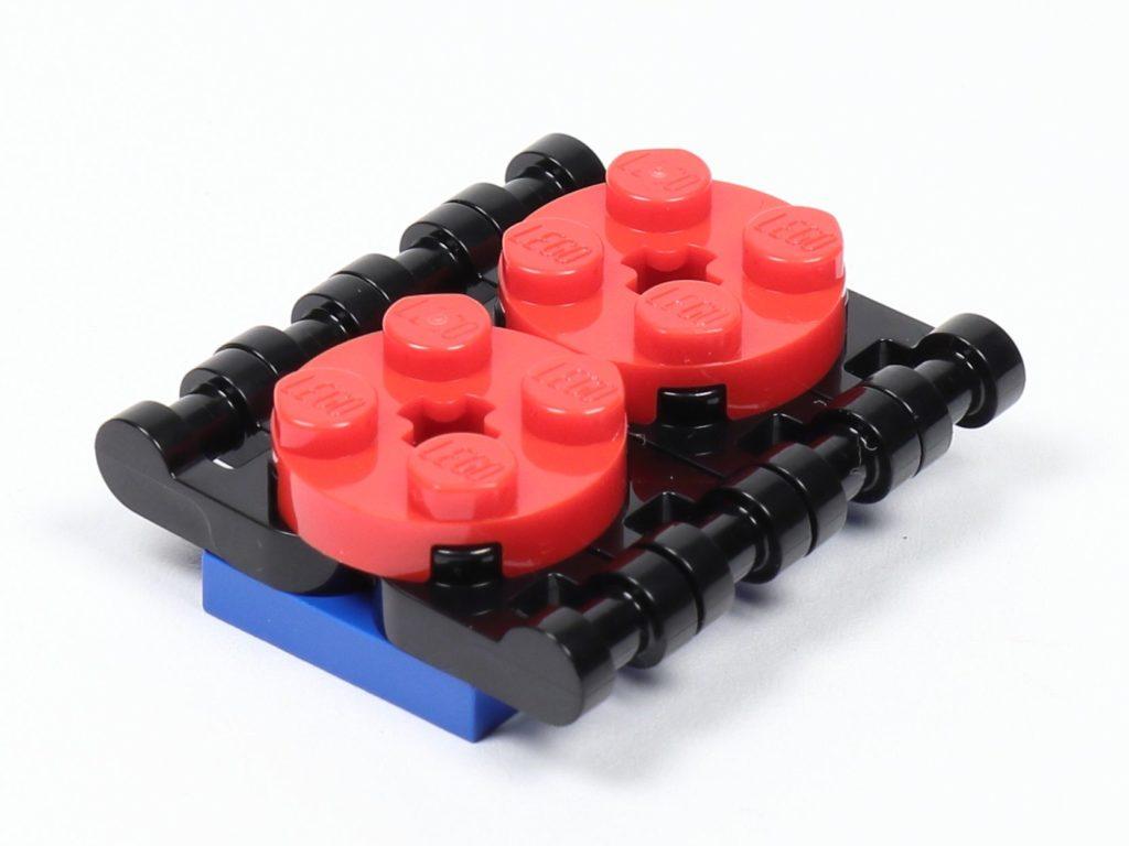 LEGO® Marvel 30451 Spider-Mans Mini Spider Crawler - Halterung für Spinnenbeine 2 | ©2019 Brickzeit