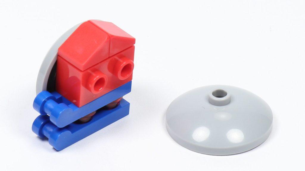 LEGO® Marvel 30451 Spider-Mans Mini Spider Crawler - Hinterleib | ©2019 Brickzeit