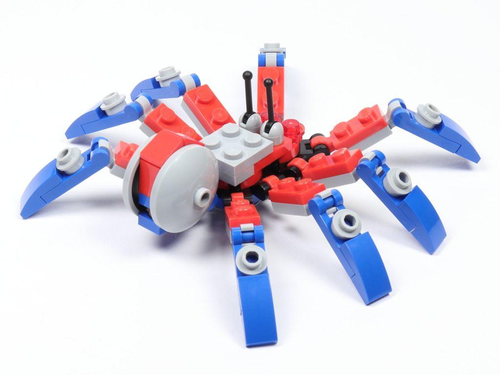 LEGO® Marvel 30451 Spider-Mans Mini Spider Crawler - hinten rechts | ©2019 Brickzeit