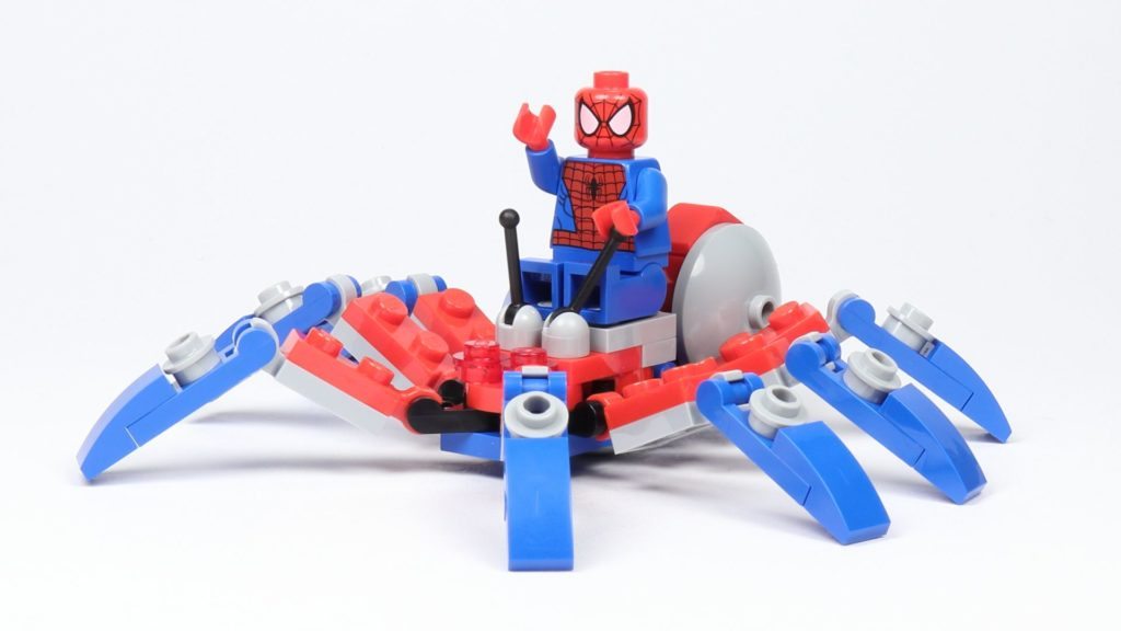 LEGO® Marvel 30451 Spider-Mans Mini Spider Crawler - fertiges Set | ©2019 Brickzeit