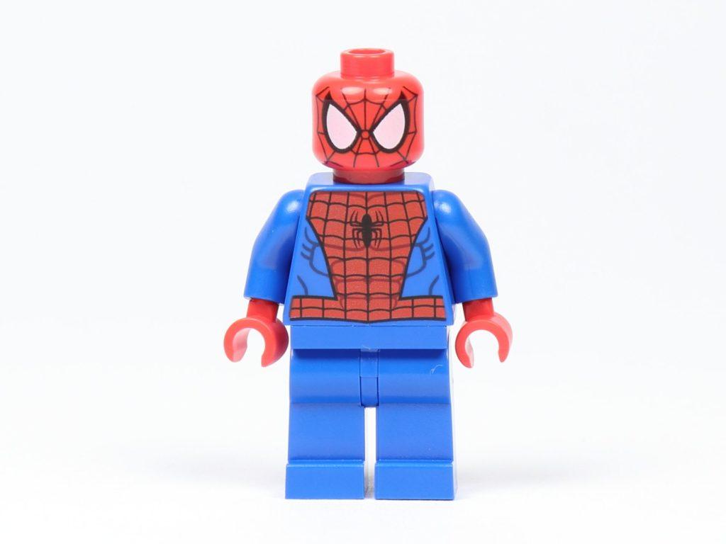 LEGO® Marvel 30451 - Spider-Man Minifigur, Vorderseite | ©2019 Brickzeit