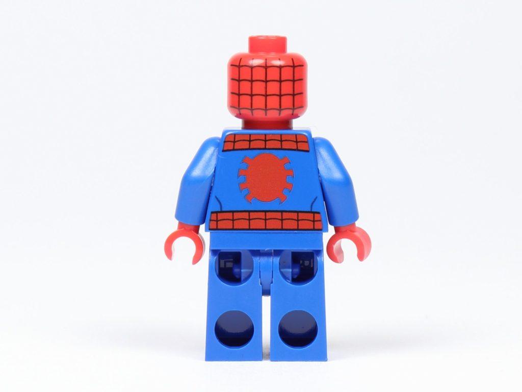LEGO® Marvel 30451 - Spider-Man Minifigur, Rückseite | ©2019 Brickzeit