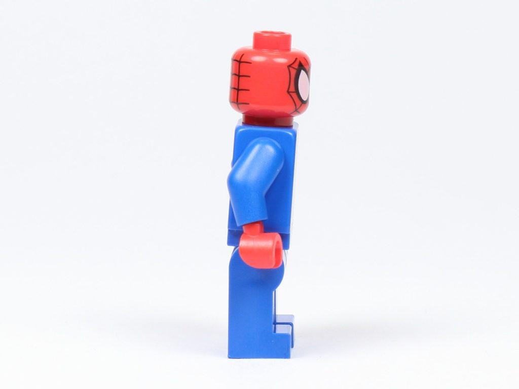 LEGO® Marvel 30451 - Spider-Man Minifigur, rechte Seite | ©2019 Brickzeit