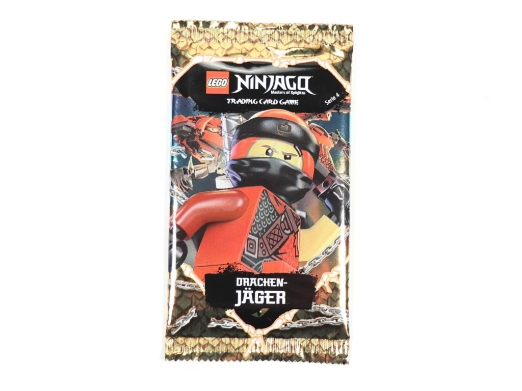 LEGO® Ninjago Trading Card Game Booster   ©2019 Brickzeit