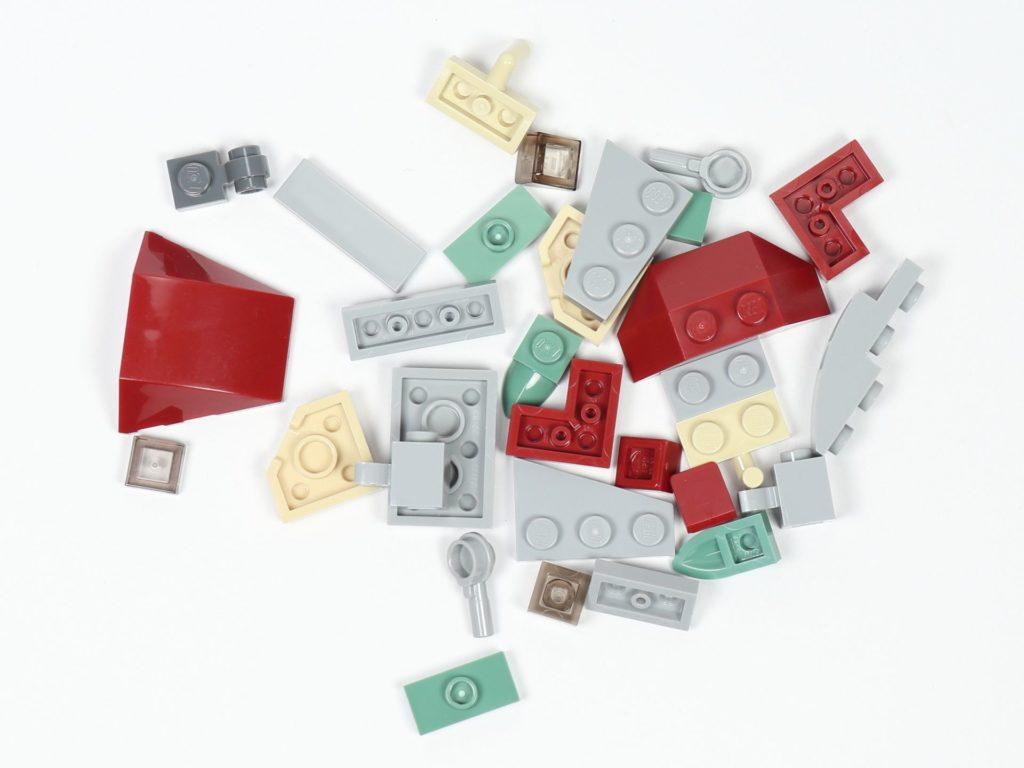 LEGO® Star Wars™ Magazin Nr. 45 / Februar 2019 - Polybag 911945 Inhalt | ©2019 Brickzeit