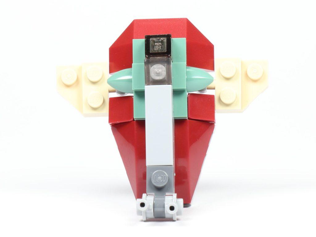 LEGO® Star Wars™ Slave I (Item 911945) - Vorderseite | ©2019 Brickzeit