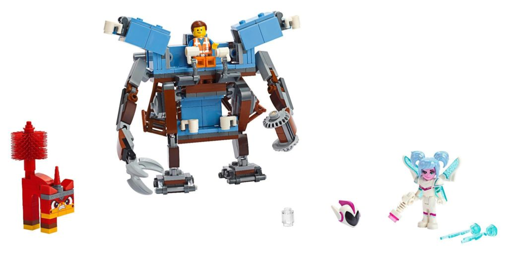 THE LEGO Movie 2 Emmet's Triple-Decker Couch Mech (70842) | ©LEGO Gruppe