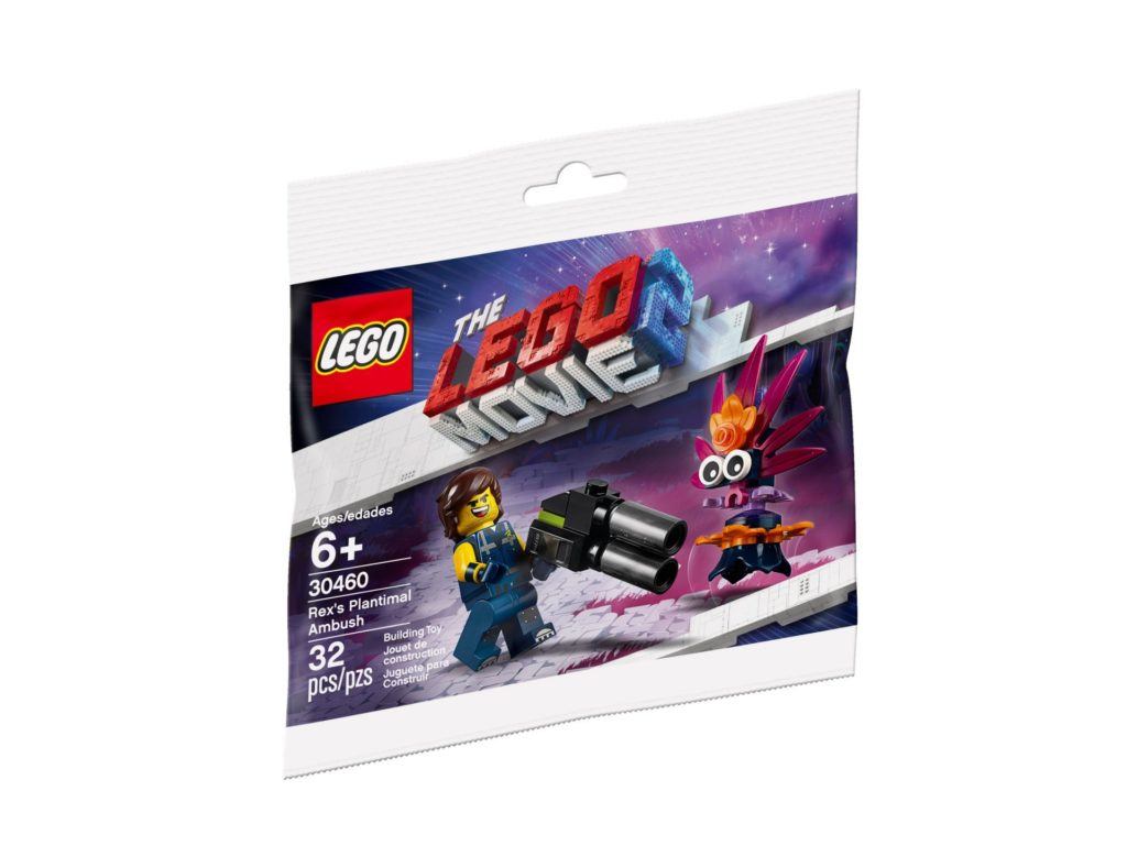 The LEGO® Movie 2 - Rex' Hinterhalt 30460 - Polybag2 | LEGO© Gruppe