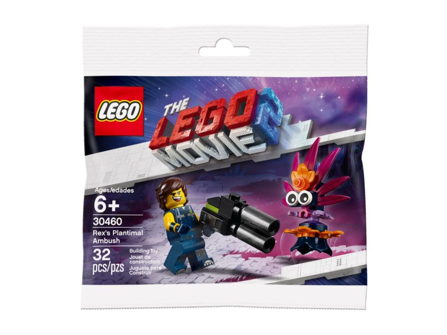 The LEGO® Movie 2 - Rex' Hinterhalt 30460 - Polybag | LEGO© Gruppe