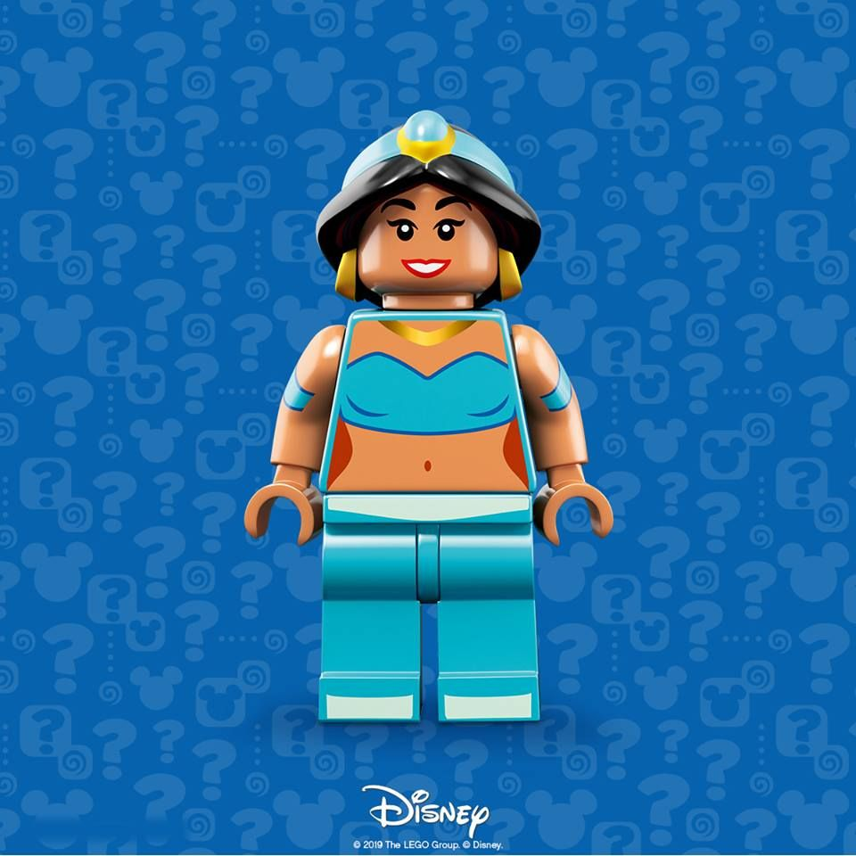 LEGO 71024 - Prinzessin Jasmin | ®LEGO Gruppe