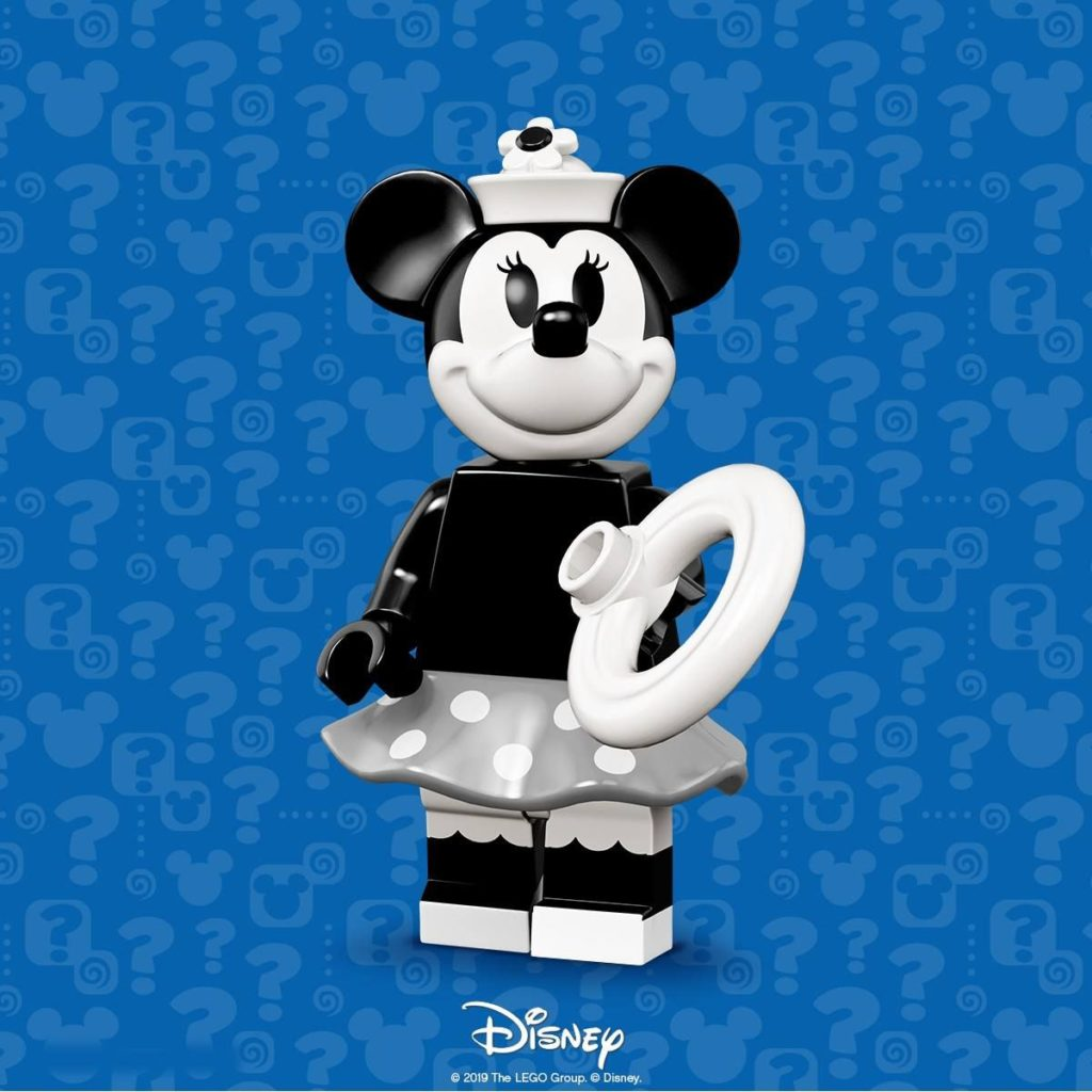 LEGO 71024 - Minnie Mouse | ®LEGO Gruppe