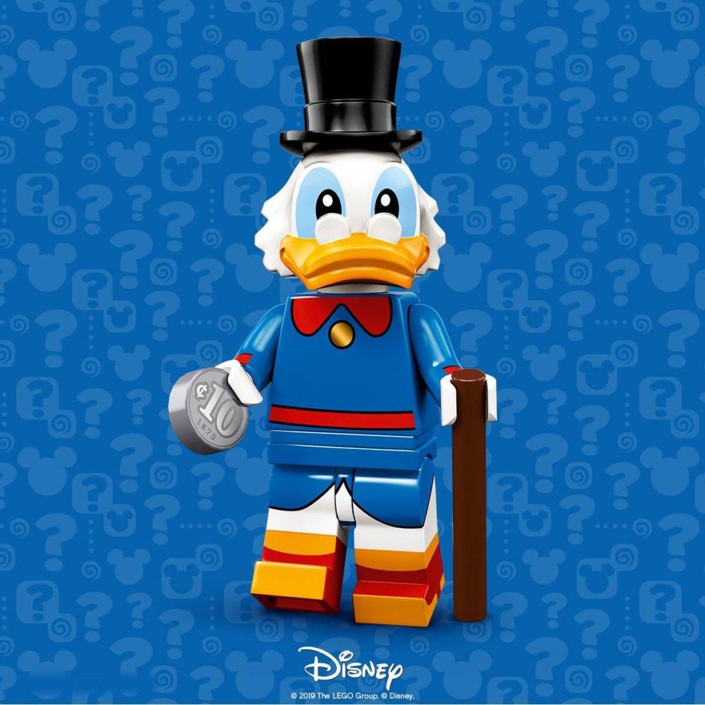LEGO 71024 - Dagobert Duck | ®LEGO Gruppe