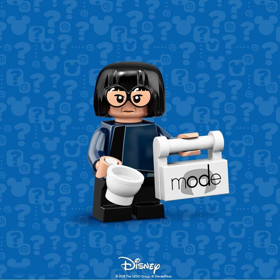 LEGO 71024 - Edna Mode | ®LEGO Gruppe