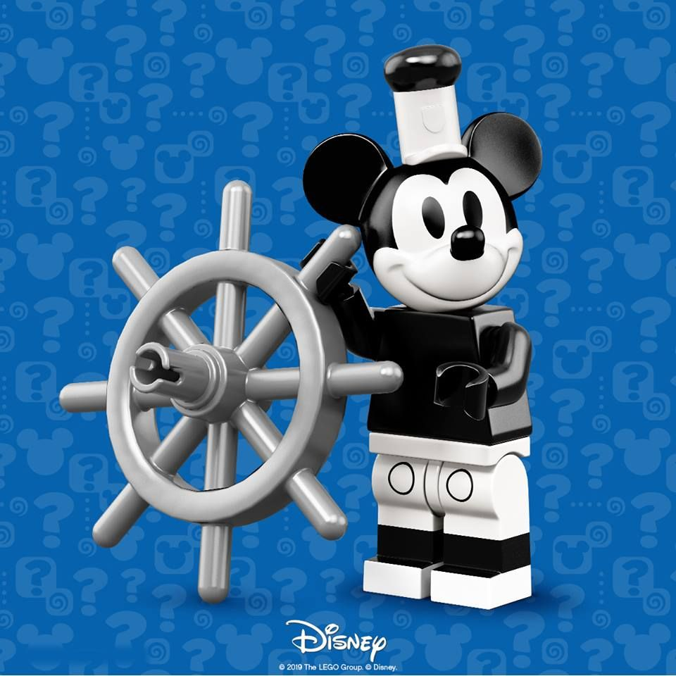 LEGO 71024 - Micky Mouse | ®LEGO Gruppe