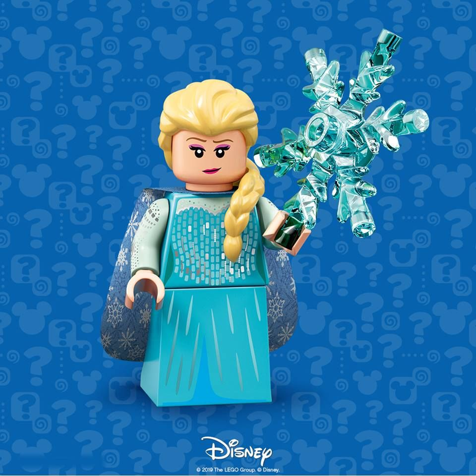 LEGO 71024 - Elsa | ®LEGO Gruppe