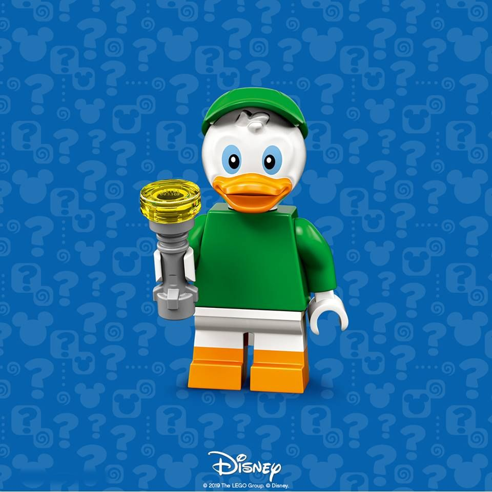 LEGO 71024 - Trick, Trick und Tack | ®LEGO Gruppe