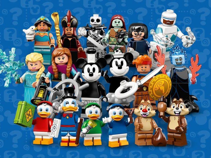 LEGO 71024 - Titelbild | ®LEGO Gruppe