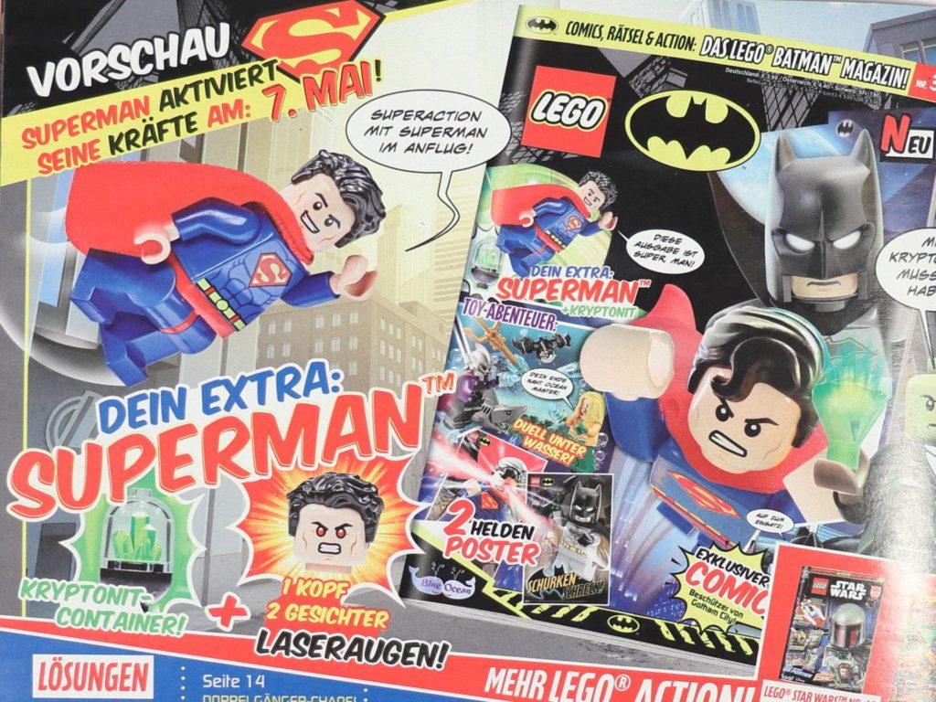 LEGO® Batman™ Magazin Nr. 2 - Heftvorschau | ©2019 Brickzeit
