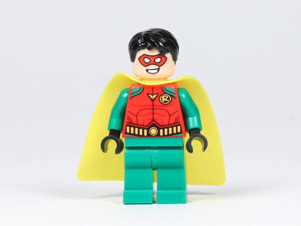 LEGO® Batman™ Magazin Nr. 2 - Robin mit gelben Cape, Vorderseite | ©2019 Brickzeit