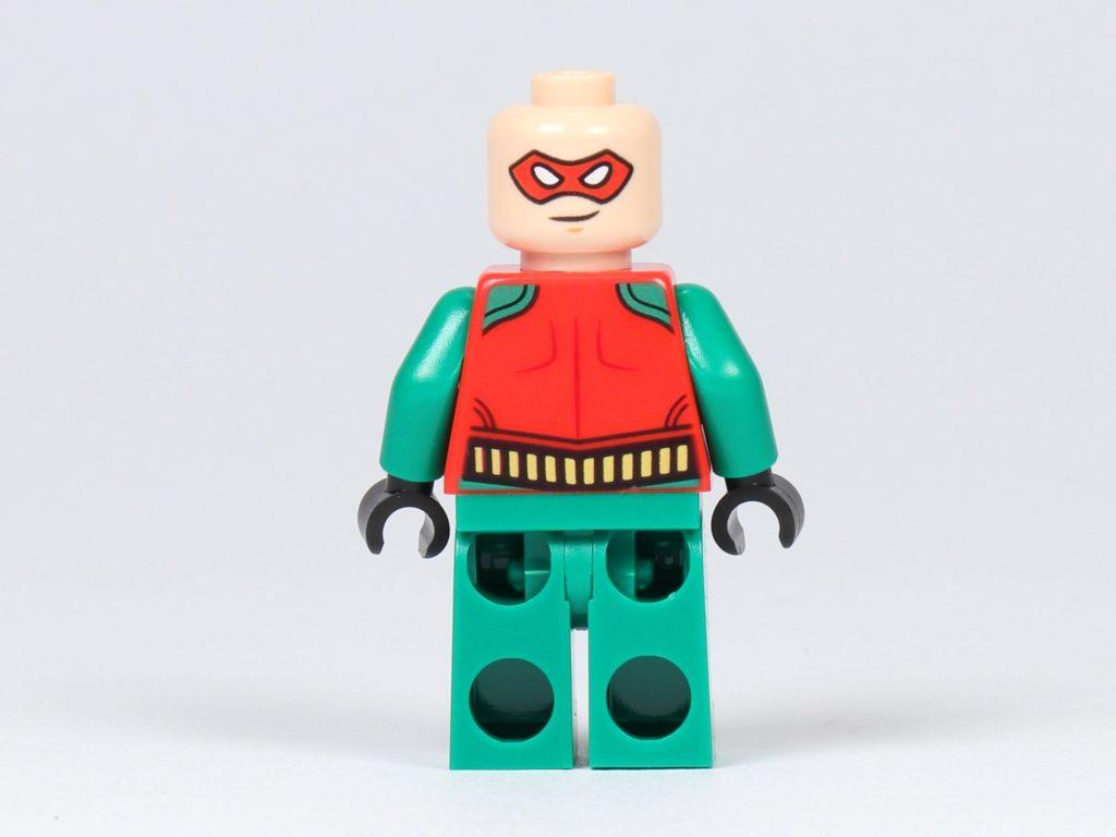 LEGO® Batman™ Magazin Nr. 2 - Robin ohne Haare, Gesicht 2 | ©2019 Brickzeit