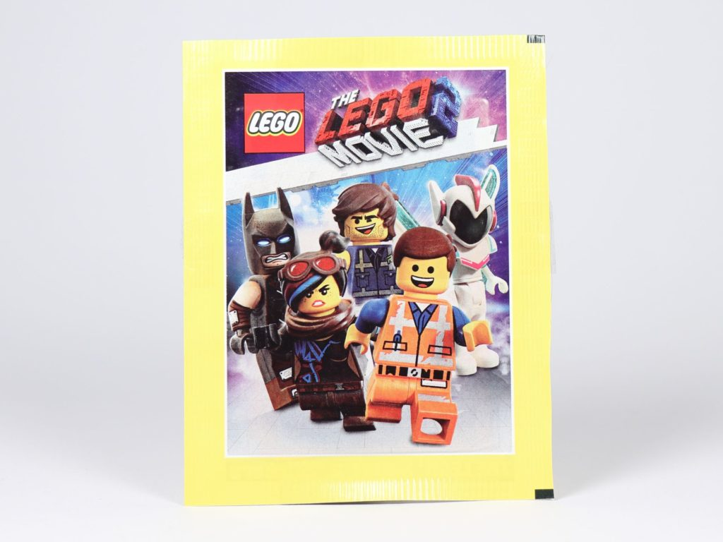 LEGO® Batman™ Magazin Nr. 2 - LEGO Movie Sammelkarte | ©2019 Brickzeit