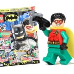 LEGO® Batman™ Magazin Nr. 2 mit Robin - Titelbild | ©2019 Brickzeit