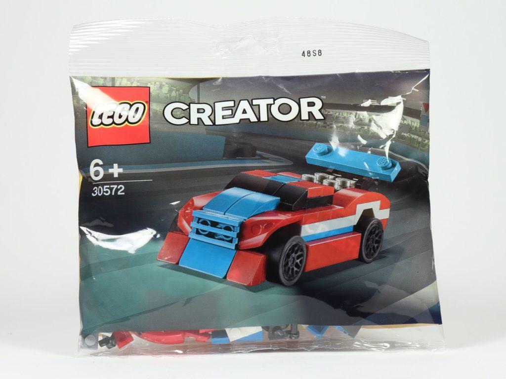 LEGO® Creator 30572 Rennauto - Polybag | ©2019 Brickzeit