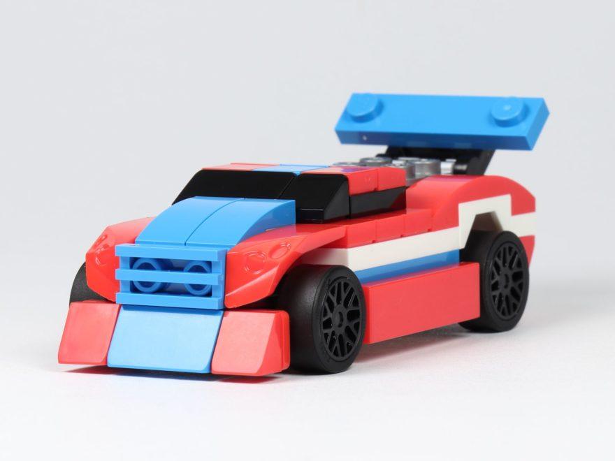 LEGO® Creator 30572 Rennauto - Titelbild | ©2019 Brickzeit