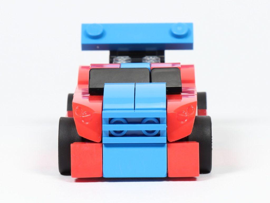 LEGO® Creator 30572 Rennauto - Vorderseite | ©2019 Brickzeit