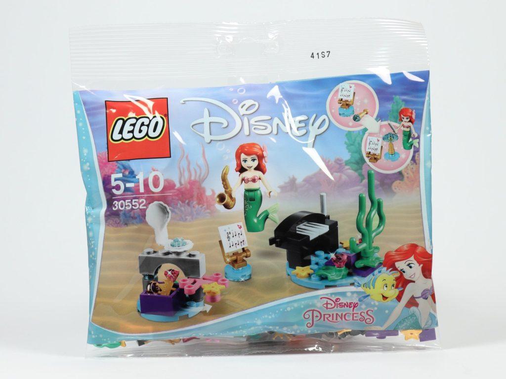 LEGO® Disney 30522 - Ariels Unterwasser Symphonie Polybag | ©2019 Brickzeit