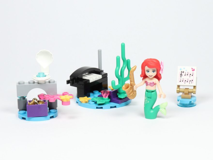 LEGO® Disney 30522 - Ariels Unterwasser Symphonie | ©2019 Brickzeit