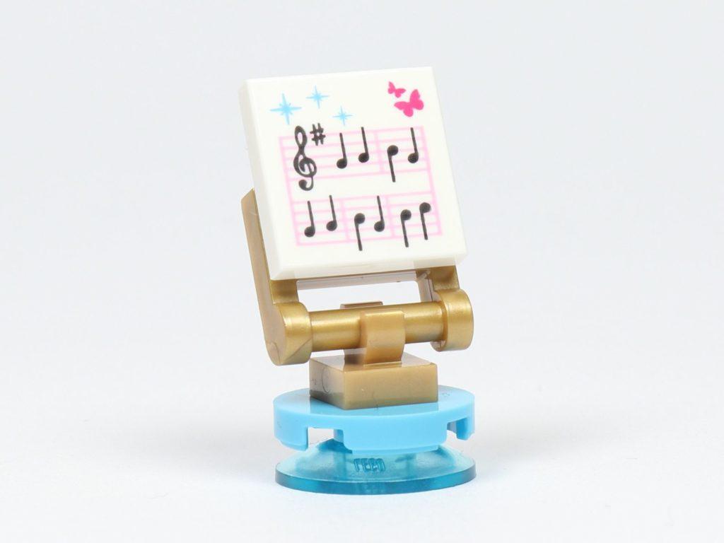 LEGO® Disney 30522 - Notenhalter | ©2019 Brickzeit