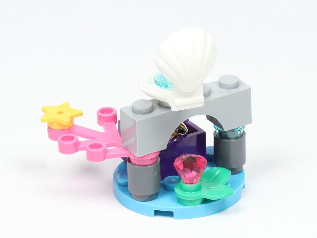 LEGO® Disney 30522 - Schatztruhe, hinten | ©2019 Brickzeit