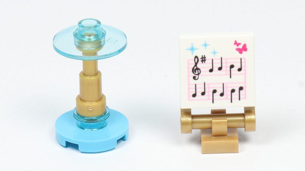 LEGO® Disney 30522 - Lampe und Noten | ©2019 Brickzeit