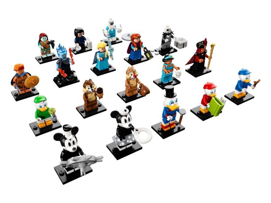 LEGO 71024 Die Disney Minifiguren Serie 2 | ®LEGO Gruppe