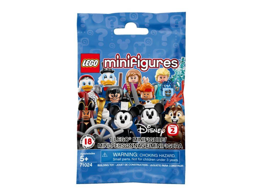LEGO 71024 Die Disney Minifiguren Serie 2 - Blindbag | ®LEGO Gruppe