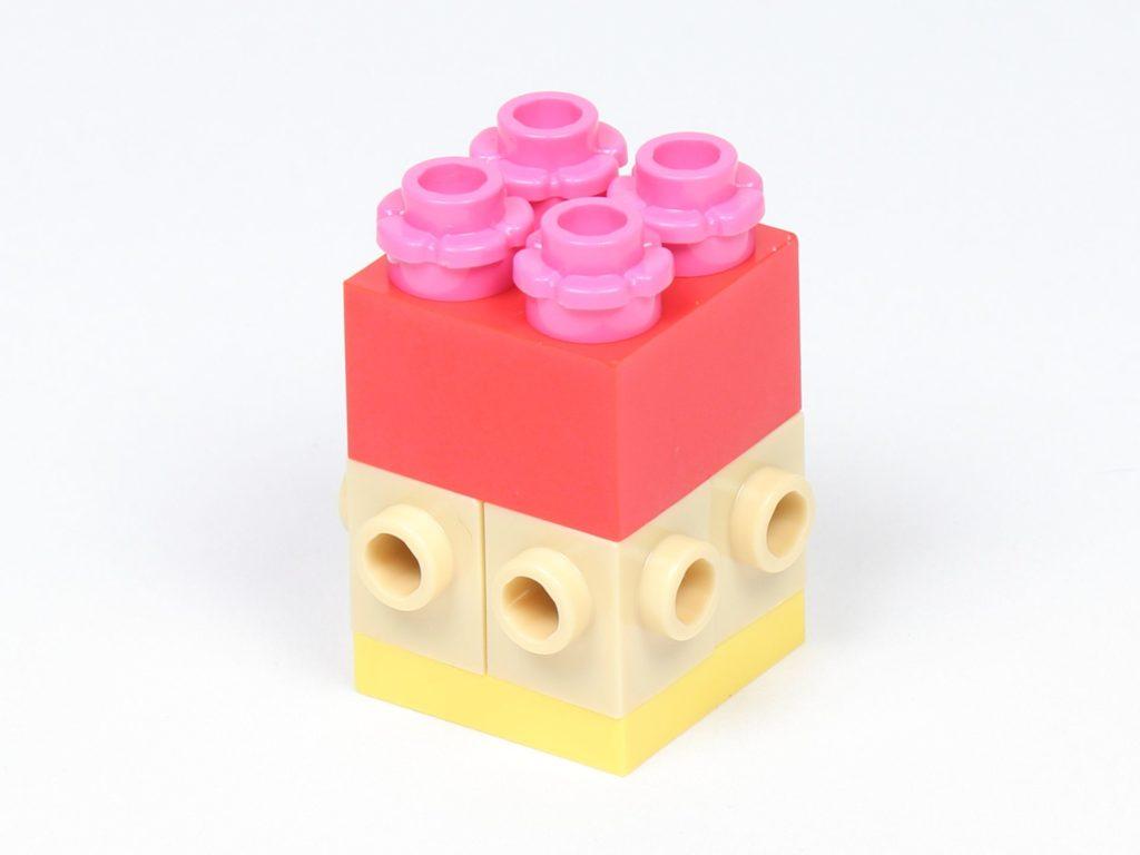 LEGO® Friends 30408 Blume mit Biene - Blüte, innen | ©2019 Brickzeit